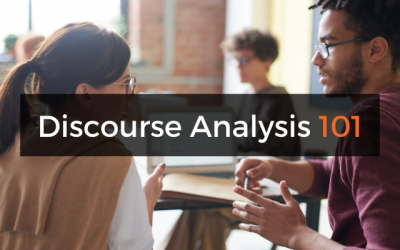 What (Exactly) Is Discourse Analysis?