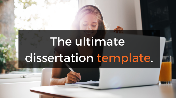 Download the dissertation and thesis template