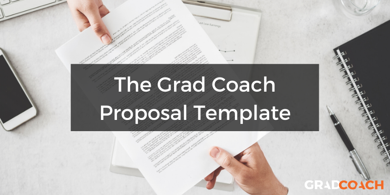Free Download: Research Proposal Template (With Examples)