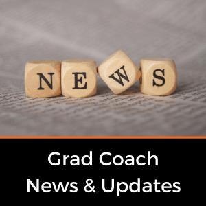 Grad Coach News