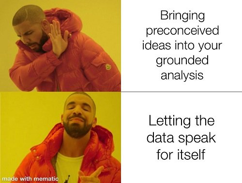 grounded analysis essentials