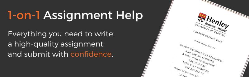 Henley MBA Assignment Help