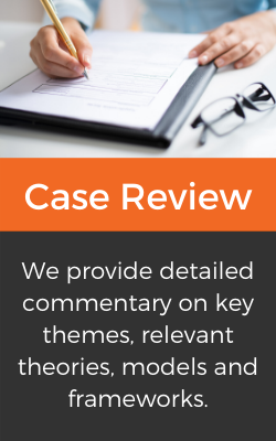 Henley MBA Exam Case Review