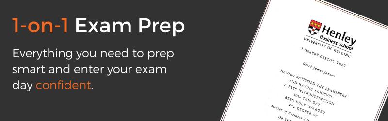 Henley MBA Exam Prep