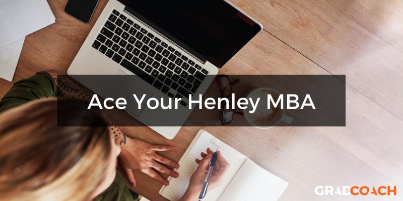 Henley MBA 101