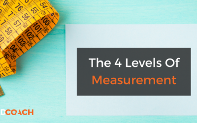 The 4 Levels Of Measurement Explained: Nominal, Ordinal, Interval and Ratio