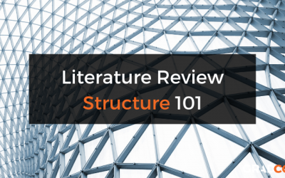 How To Structure Your Literature Review Chapter