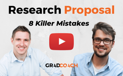 Research Proposal Rejected ☹:  8 Common Proposal Mistakes