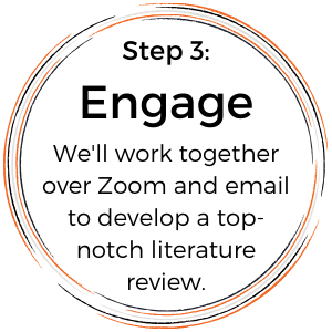 literature review help step 3