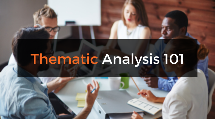 What (Exactly) Is Thematic Analysis?