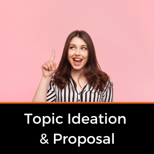 Dissertation Topics & Proposals
