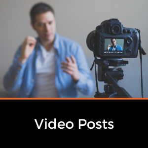Video blog posts