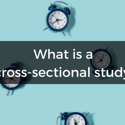 What Is A Cross-Sectional Study (Or Cross-Sectional Research)?