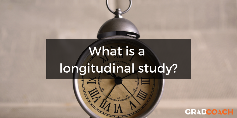 What Is a Longitudinal Study (Or Longitudinal Research)?