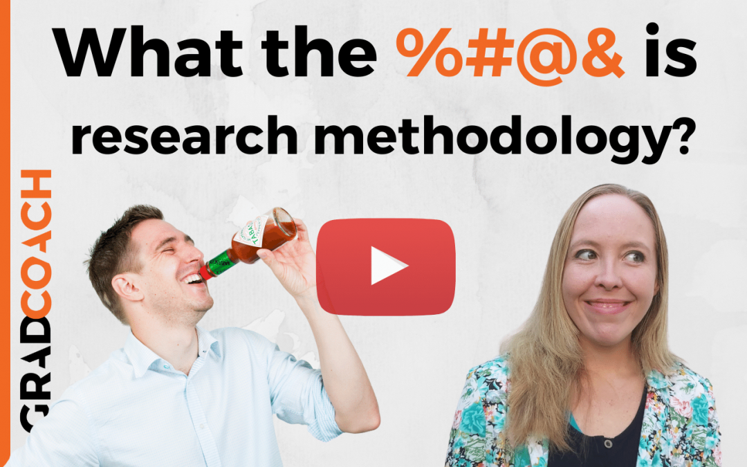 What Is Research Methodology? Simple Definition (With Examples)